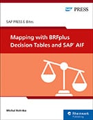 Mapping with BRFplus Decision Tables and SAP AIF